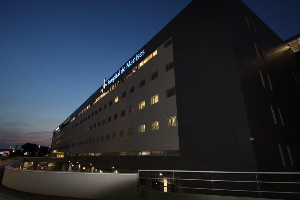 Hospital Manises - Farmacia de guardia